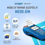 Oxigen Micro ATM for Digital Payments
