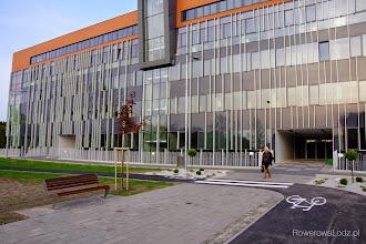 Photo: Nowy gmach Wydziału Filologii
