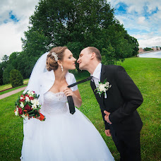 Wedding photographer Petr Kosmynin (Kosmynin). Photo of 02.08.2014