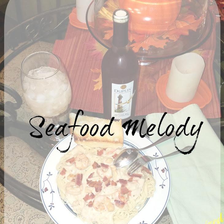 One-Pot Dish – Seafood Melody Recipe