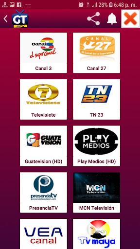 TV Guatemala 2.0 screenshots 2