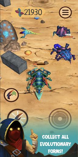 Spore Monsters.io 3D Wasteland Nomads Crab Turmoil screenshot 5