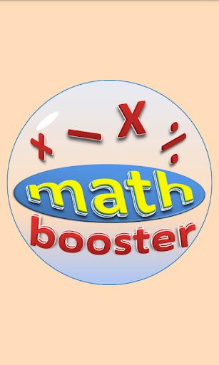 Math Booster