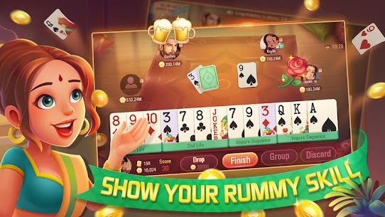 Rummy Online Plus – Online Indian Rummy Card Game Apk Latest Version Download For Android 6