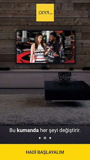 Peel Universal Smart TV Remote Control - Revenue & Download