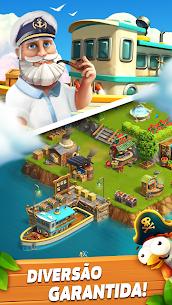 Funky Bay – Fazendas e Aventura Apk Mod (Dinheiro Infinito) 5