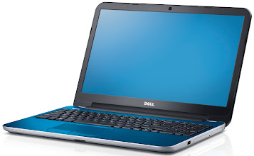 Photo: New Inspiron 15R (Peacock Blue). More details here: http://bit.ly/inspironrces2013