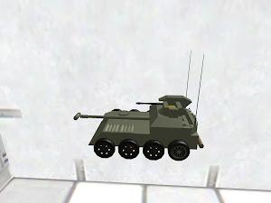 S-7 Armored Car