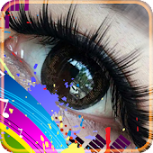 Eyelashes Photo Editor