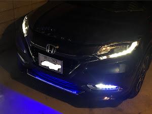 ヴェゼル RU4 RS  2017年型のカスタム事例画像 ハタハタさんの2019年01月24日04:53の投稿