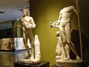 Photo: Burdur, Sater uit het Nympheum van Hadrianus in Sagalassos, 2de eeuw