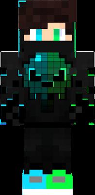 criar sua skin no minecraft