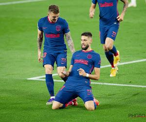 Liga : Yannick Carrasco fait le show avec l'Atlético