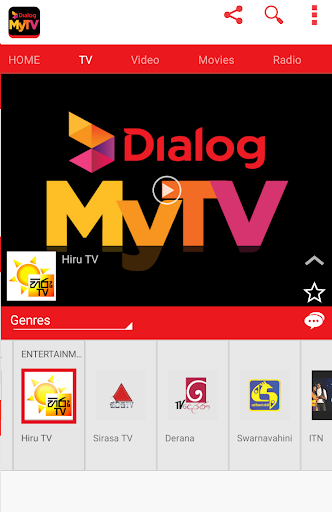 Dialog MyTV - Live Mobile Tv 26 app download 1