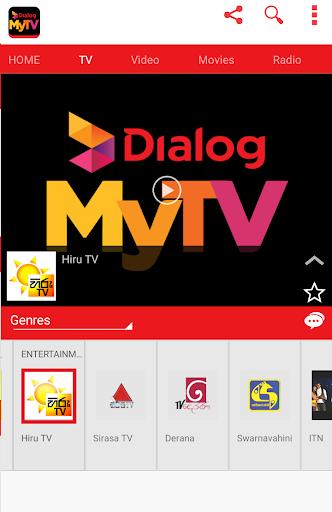 Dialog MyTV - Live Mobile Tv 25 screenshots 2