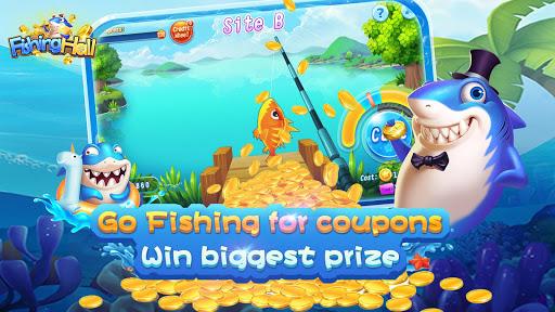 Fishing Hall-Free Slots,Poker,Fishing Saga 1.0.6 screenshots 10