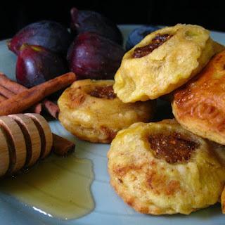 Medieval Fig Tart.