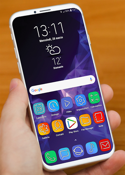 S9 UX HD ICON PACK v4.0 [Patched]