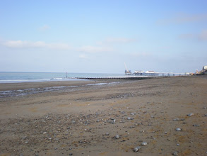 Photo: Norfolk Coast Path - From Wiveton to Cromer - Cromer Beach