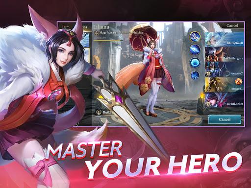 Arena of Valor: 5v5 Arena Game  gameplay | by HackJr.Pw 9
