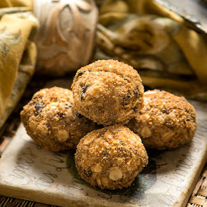 Raw Sunflower Seed Protein Balls