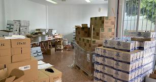 El Ayuntamiento ha reforzado las entregas durante el periodo de confinamiento.