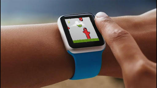 Flappy Dragon Android Wear