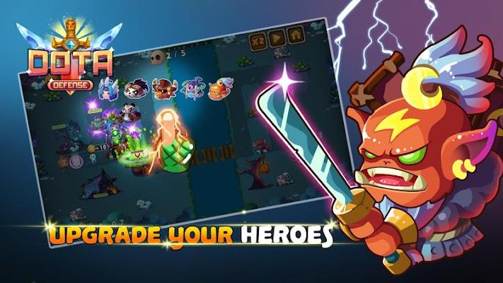 Heroes DotA Defense v1.7