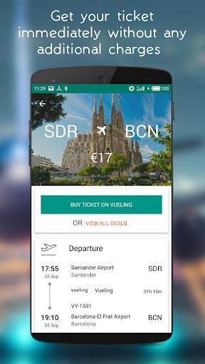 Cheap Flights Scanner 2.0.2 screenshots 7