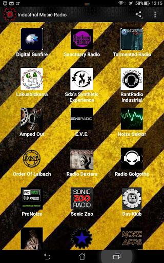 Industrial Music Radio