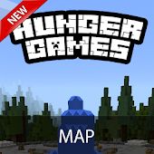 Map for Minecraft Hunger Games
