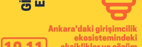 DueDash Ankara - girişimcilik ekosistemindeki eksiklikler ve çözüm önerileri atölyesi