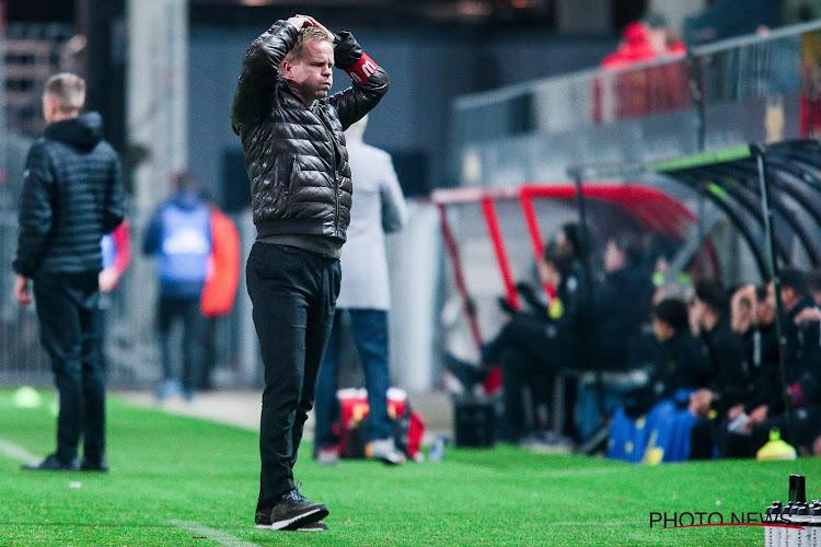 """Wouter Vrancken: """"Wij zitten niet in een dip"""" & """"Wij kunnen standhouden in top 6"""""""