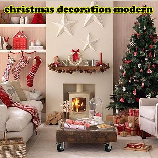 christmas decoration modern