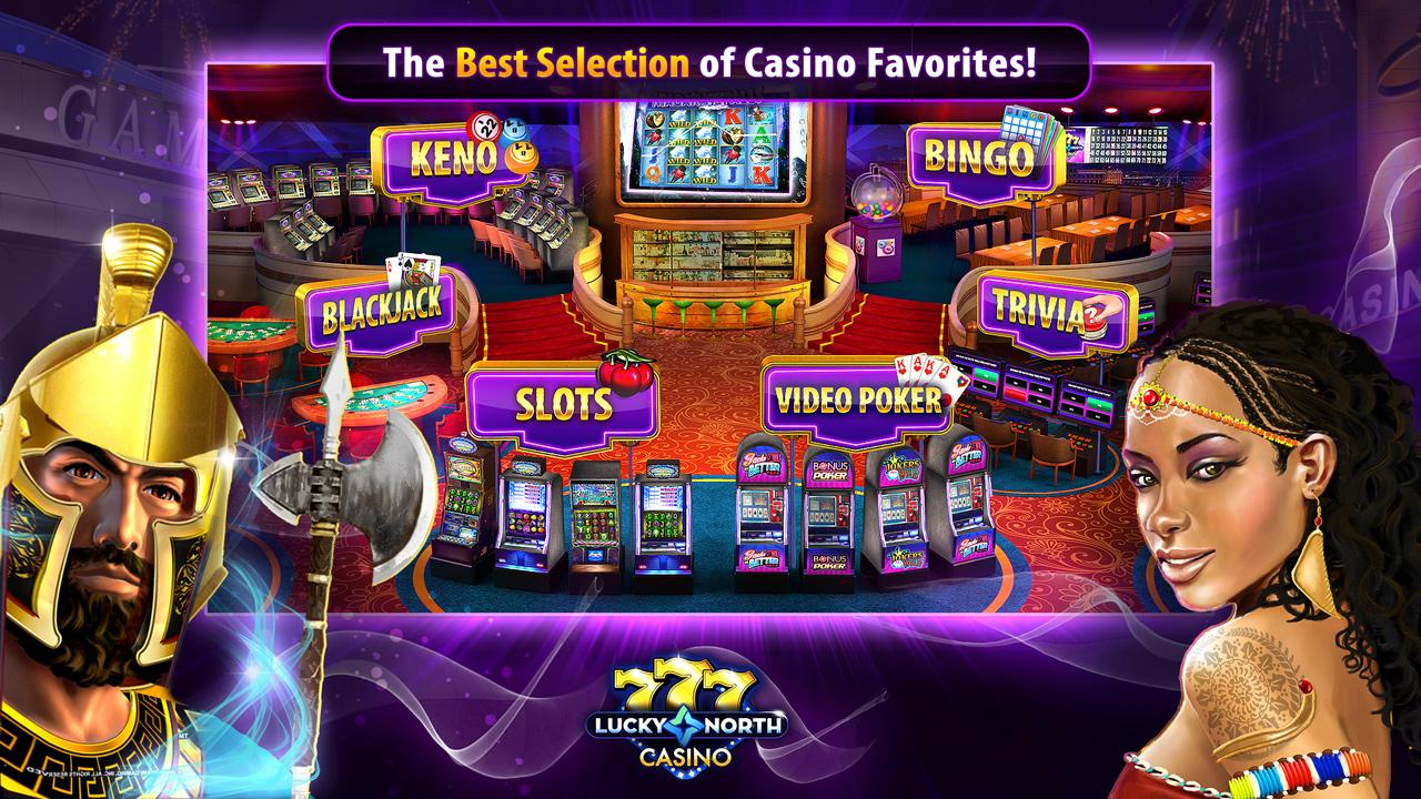 Lucky North Casino- Free Slots- screenshot
