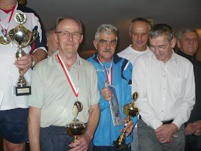 Photo: Leszno?Gostyń - od lewej W.Konarkowski, M.Podyma a panów obok już znamy