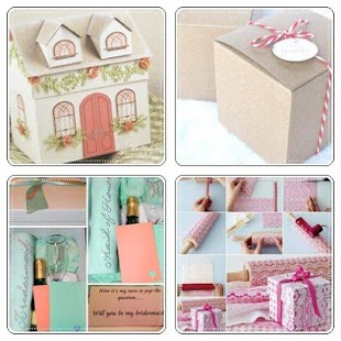 DIY Gift Box Ideas- screenshot thumbnail