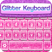 Glitter Keyboard Customizer