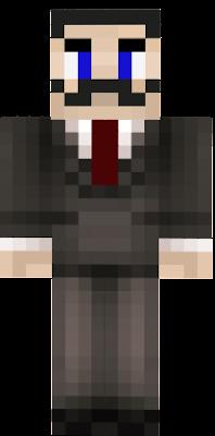 Mustache Guy
