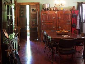 Photo: Antigua cocina del Recreo Paglietini. Hoy salón comedor.