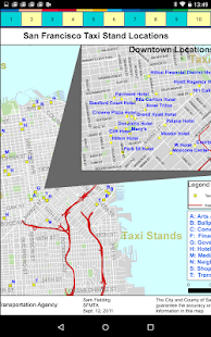 San Francisco Map- screenshot thumbnail