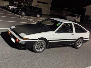 スプリンタートレノ AE86のカスタム事例画像 しゅわっぷすさんの2020年03月27日21:51の投稿