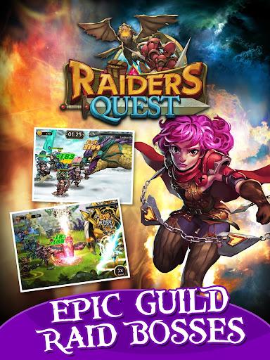 Raiders Quest RPG 1.8.10 screenshots 20
