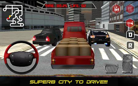Mini Driver Truck Transport 3D 1.0.1 screenshot 62139