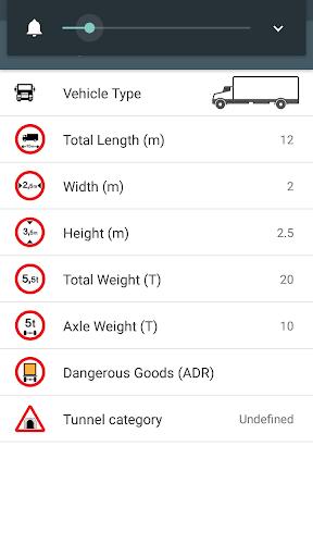NavMeTo GPS Truck Navigation pt-1.2.2 screenshots 4