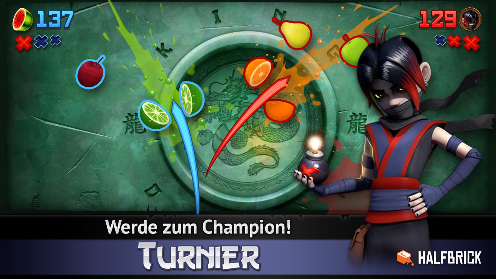 Fruit Ninja – Screenshot
