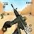 FPS Commando Secret Mission - Free Shooting Games logo