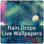 Rain Live Wallpaper - Raindrop HD Wallpaper
