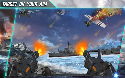 Call of Beach Defense: FPS Free Fun 3D Games apktram screenshots 4