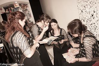 Photo: apreciar o programa e estudar...porque estudar em grupo é melhor!